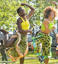 Cape Cod African Dance