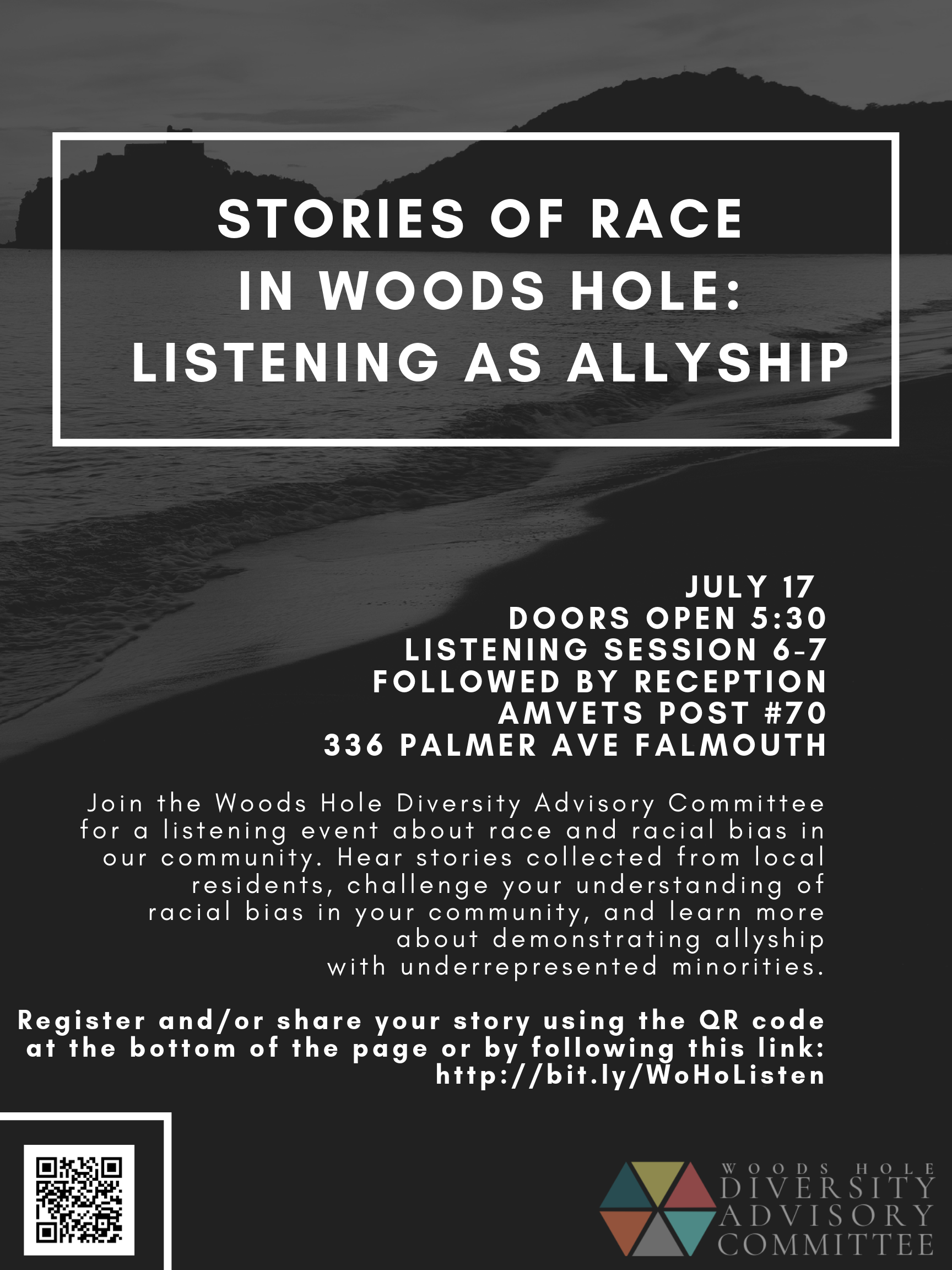 Stories of Race in Woods Hole_ Listening as Allyship