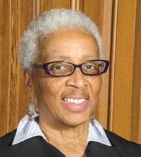 Justice Geraldine Hines